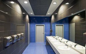 Туалет арена север