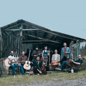 Балканская музыка на ВДНХ