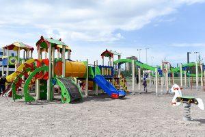 детская площадка ска