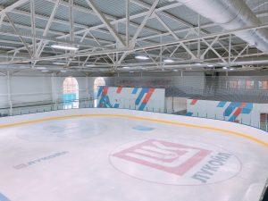 ледовое каток центра хоккейного мастерства