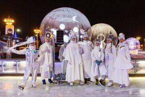 Мероприятия на ВДНХ зимой