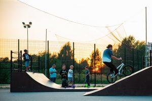 скейт-парк-ска